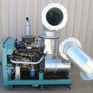 Collins 10IN. QC 480 Diesel pumps