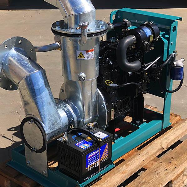 Collins 3M78 Pump
