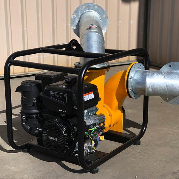 Kohler Powered Pumps