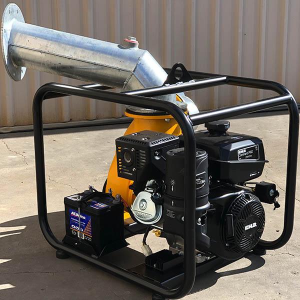 Collins Kohler pump 3